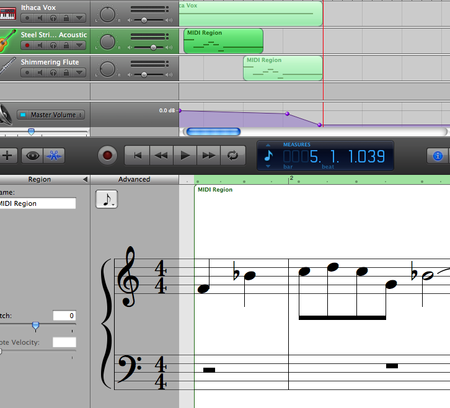 Once youve exported, you can continue working on your music with another program (e.g. GarageBand)