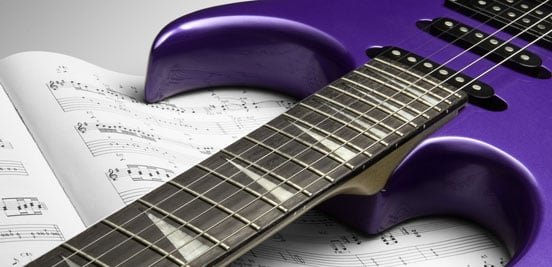 Get familiar with the minor pentatonic scale