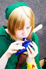 You can turn your iPhone into an ocarina (Photo:Nina Yasmine @Flickr)