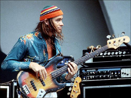 Jaco Pastorius, often called the Jimi Hendrix of bass (Photo: franela @ flickr)