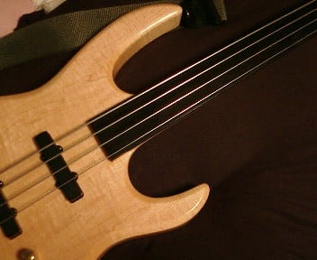 The Fretless Bass (Photo: ttanabe @ Flickr)