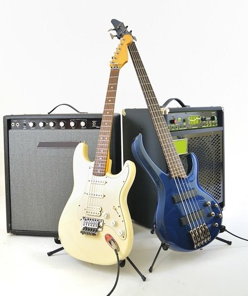 Bass Amplification vs. Guitar Amplification