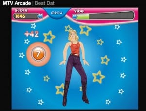 MTV's Beat Dat Rhythm Game helps tune your sense of timing
