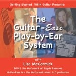 The Guitar-Ease play-by-ear system