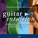 The Guitar Intuition ear training programme