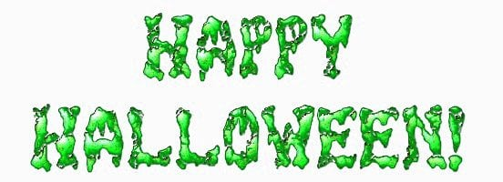 HAPPY HALLOWEEN to all our musical fiends!