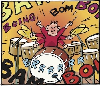 "The Secret Aural Life of Drummers (or ""How to Play Percussion by Ear, Confessions of a Rhythm Queen""!)"