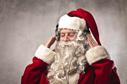 Merry Christmas and Happy Holidays: Share our holiday ch-ear!