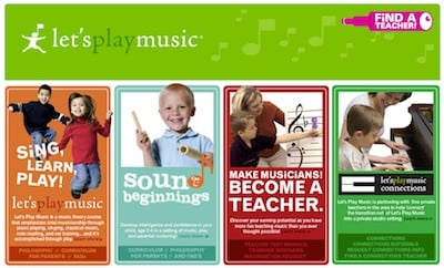 Let's Play Music: solfeg, ear training, piano skills, note reading, and classical music study in a playful class setting