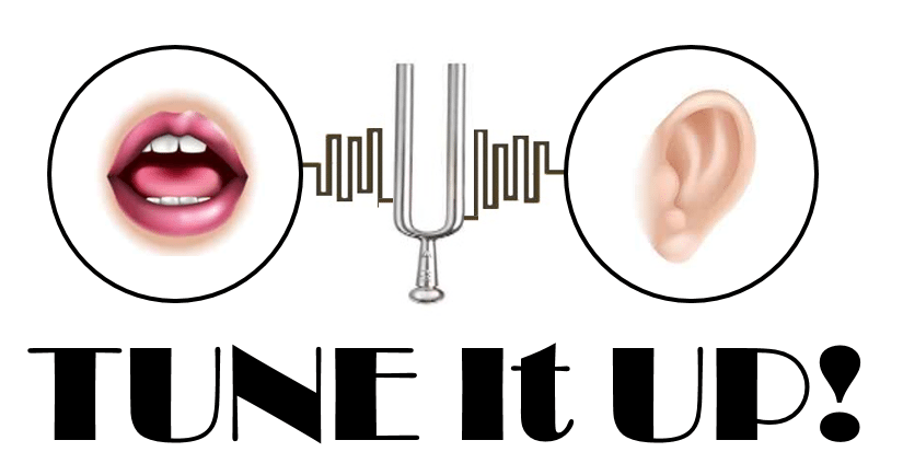 Learn to sing in tune: with Tune It Up!