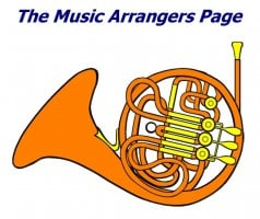 The Music Arrangers Page Icon 2