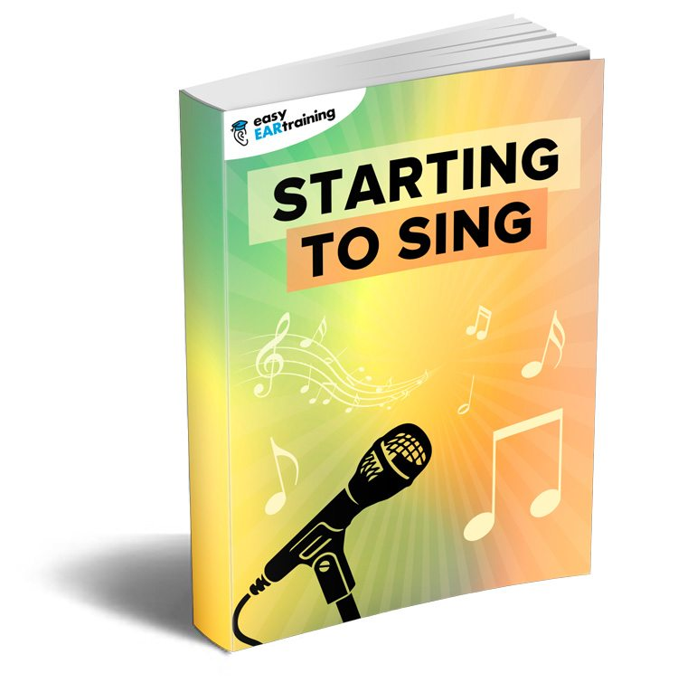 Starting to Sing: Learn to sing even if you have a bad voice or can't sing in tune