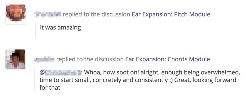 Ear Expansion