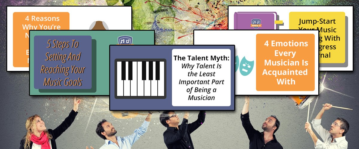 5 Blog Posts That Make You A Better Musician