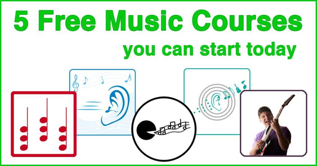5 Free Music Courses You Can Start Today
