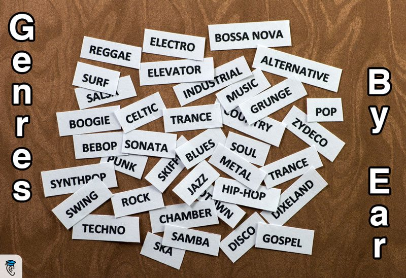 Rhythm Tips for Identifying Music Genres by Ear