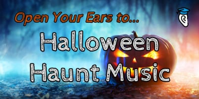 Open your ears to Halloween Haunt Music