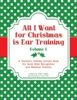 All I want for Christmas is Ear Training