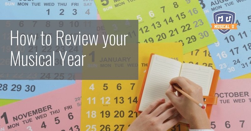 How to Review your Musical Year