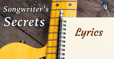 Songwriters secrets - lyrics sm