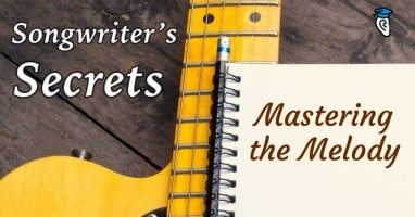 Songwriters secrets mastering the melody sm