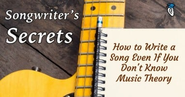 songwriters secrets - write a song with no music theory sm
