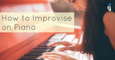 How to improvise on piano sm