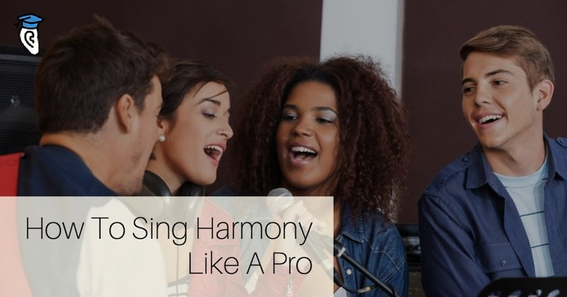How to sing harmony like a pro nr