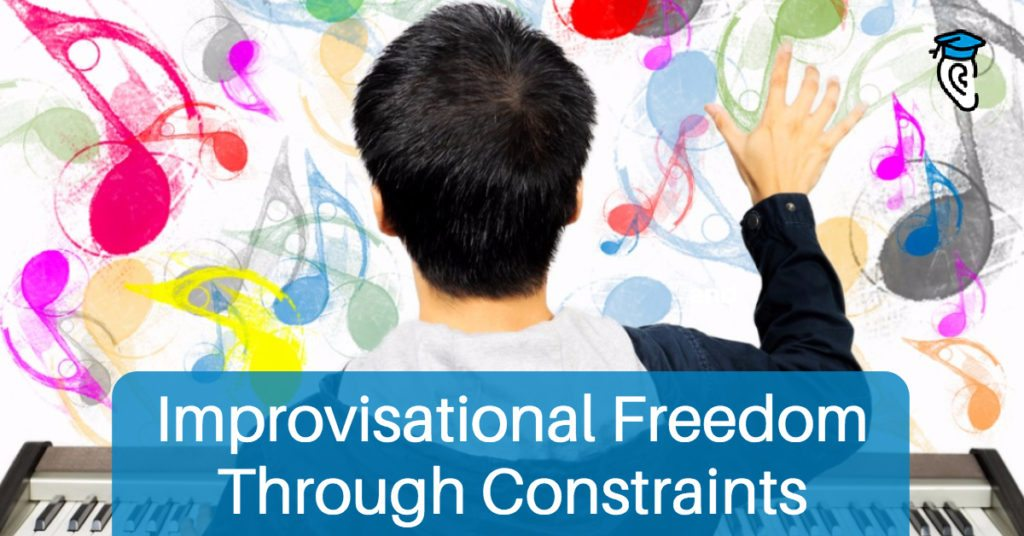 Improvisational Freedom Through Constraints
