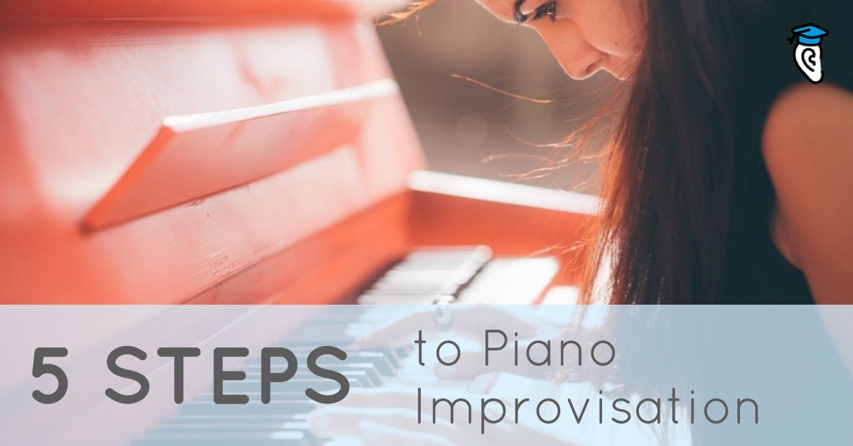 5 Steps to Piano Improvisation
