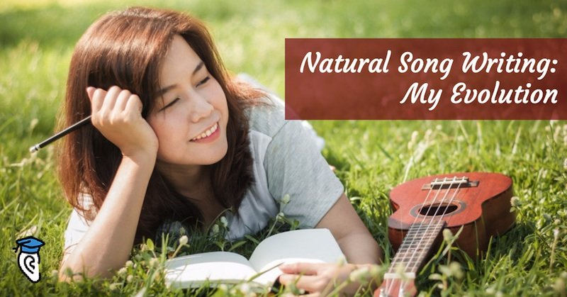 Natural song writing-my evolution-sm