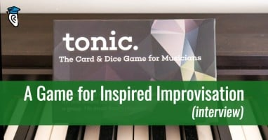 tonic-a game for inspired improvisation sm