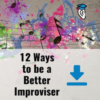 Download 12 ways to be a better improviser