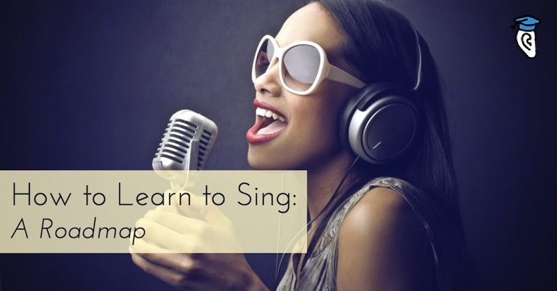 How to Learn to Sing: a Roadmap