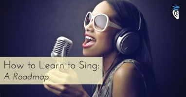How to learn to sing roadmap sm