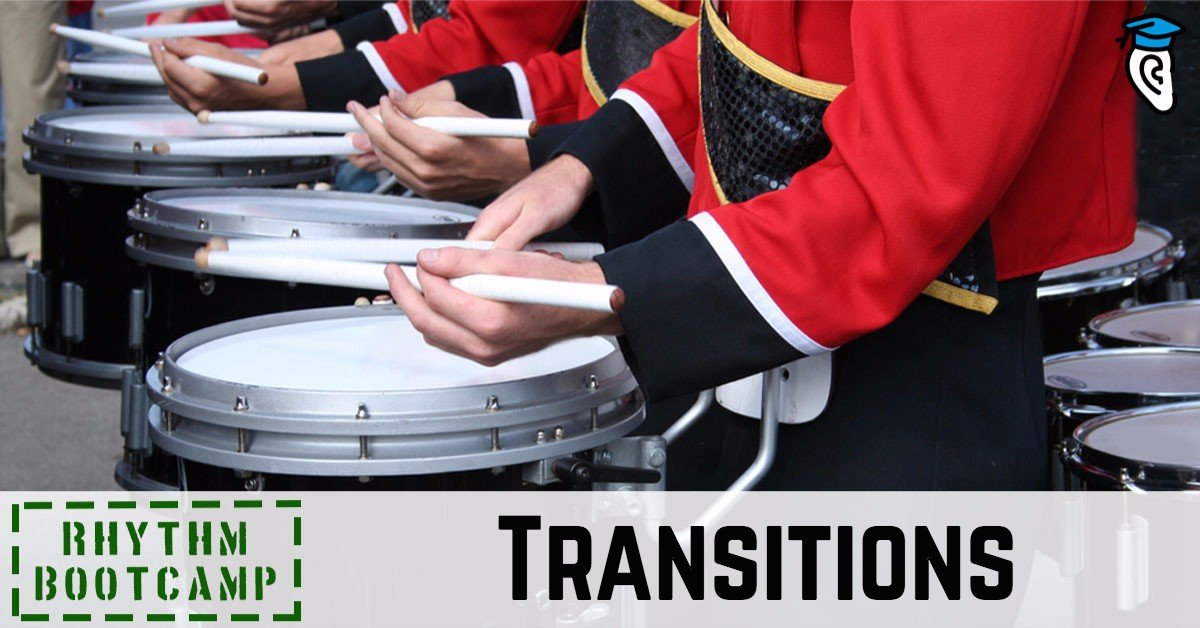 Common Rhythm Problem Spots: Transitions