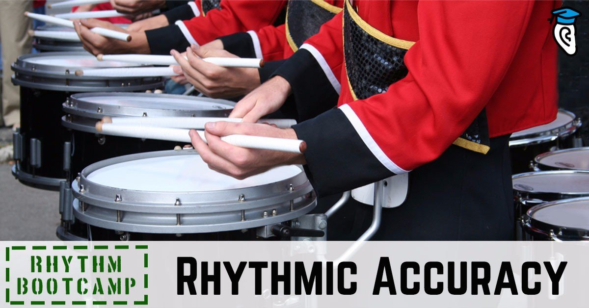 Rhythm Bootcamp: Rhythmic Accuracy