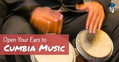Open your ears to Cumbia Music