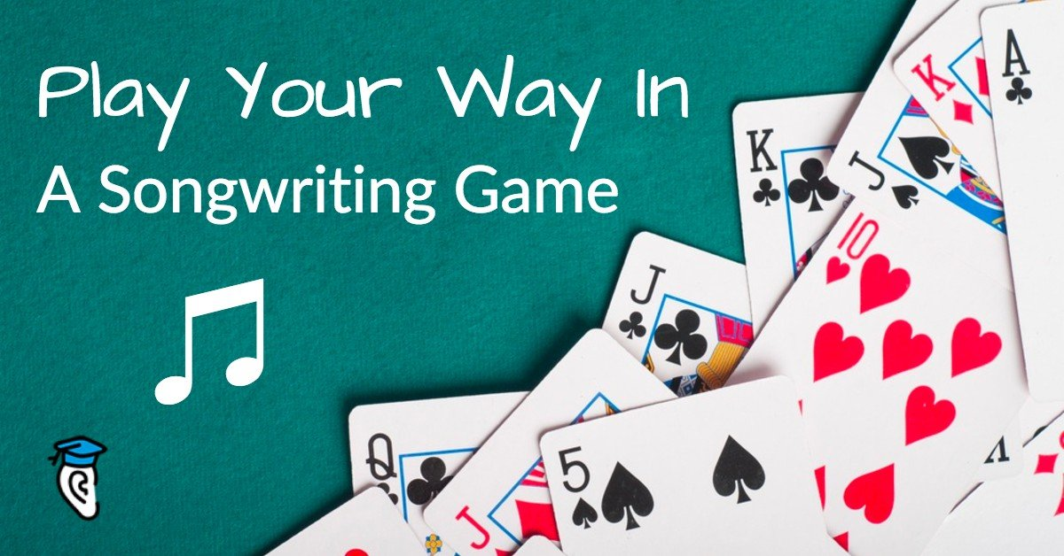 Play Your Way In: A Songwriting Game