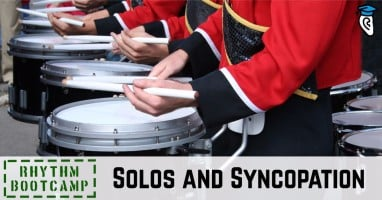 Solos and Syncopation