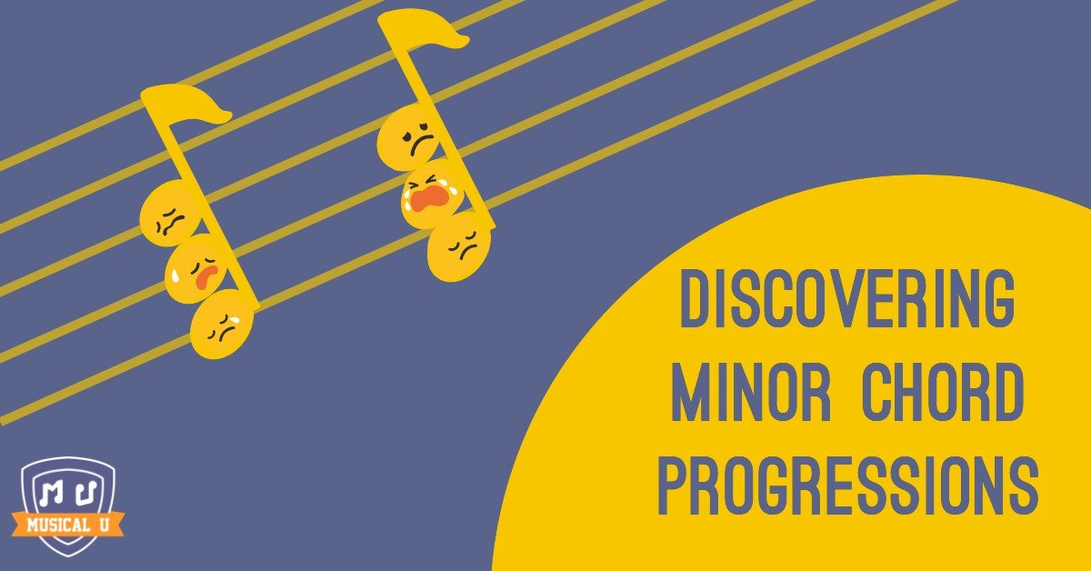 Discovering Minor Chord Progressions Musical U
