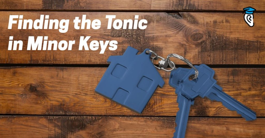 Finding the Tonic in Minor Keys
