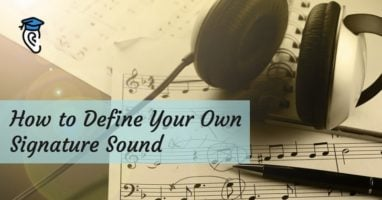 How to define your own signature sound-800