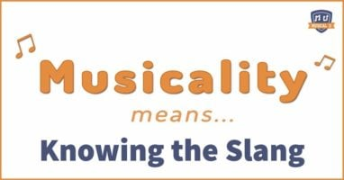 Musicality means knowing the slang-800
