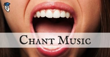 Open your ears to chant music-800