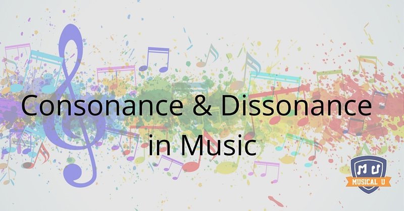 Consonance & Dissonance in Music
