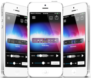AudioMaster on iPhones