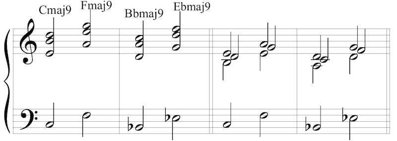 Jazz Chords Made Easy - Major 9 resize