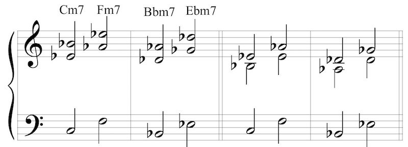 Jazz Chords Made Easy - Minor 7 resize
