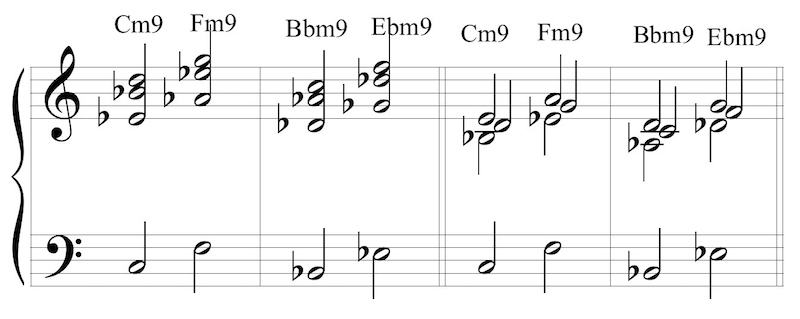 Jazz Chords Made Easy - Minor 9 resize